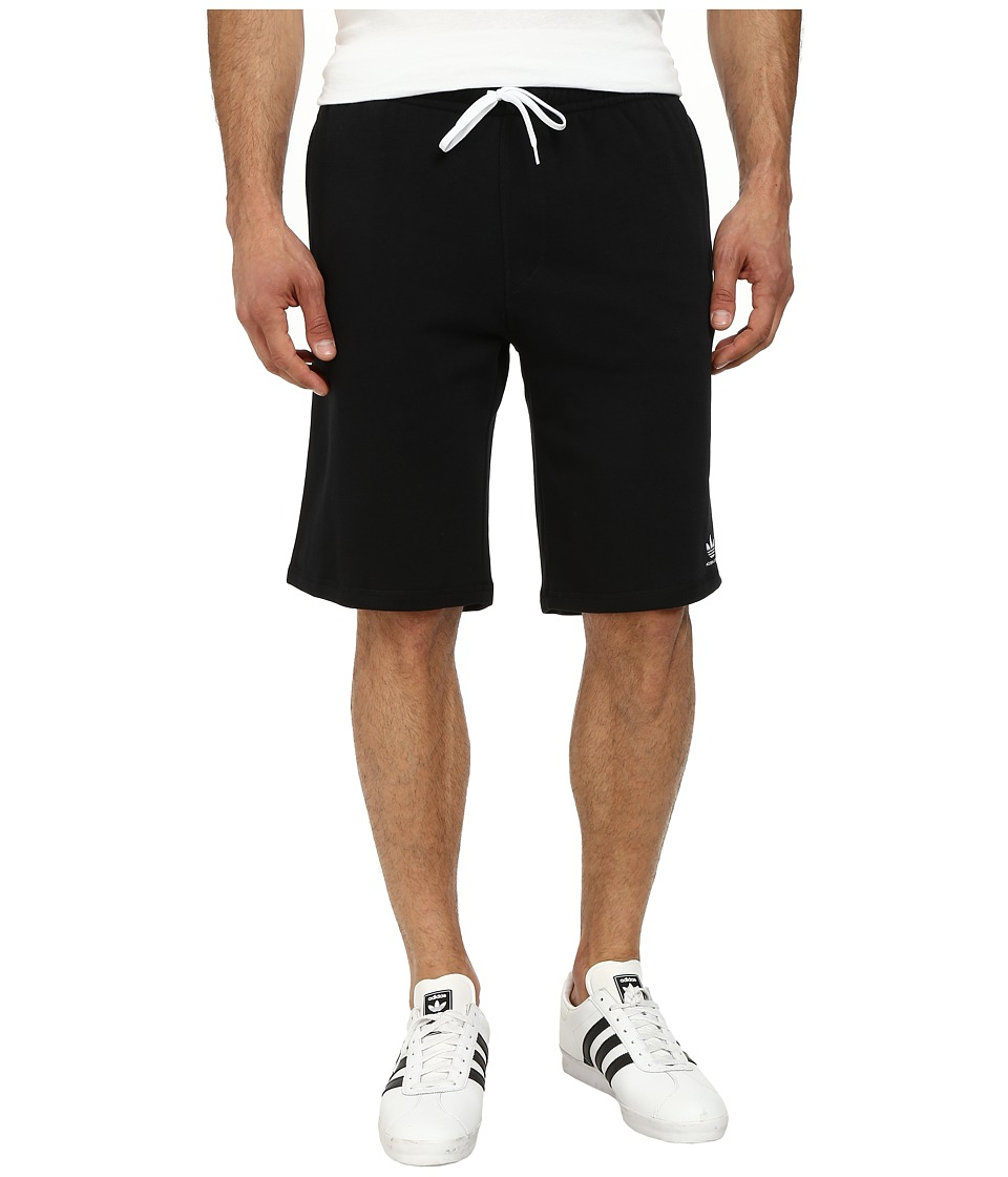 adidas Skateboarding - ADV Knit Short (Black) Men's Shorts