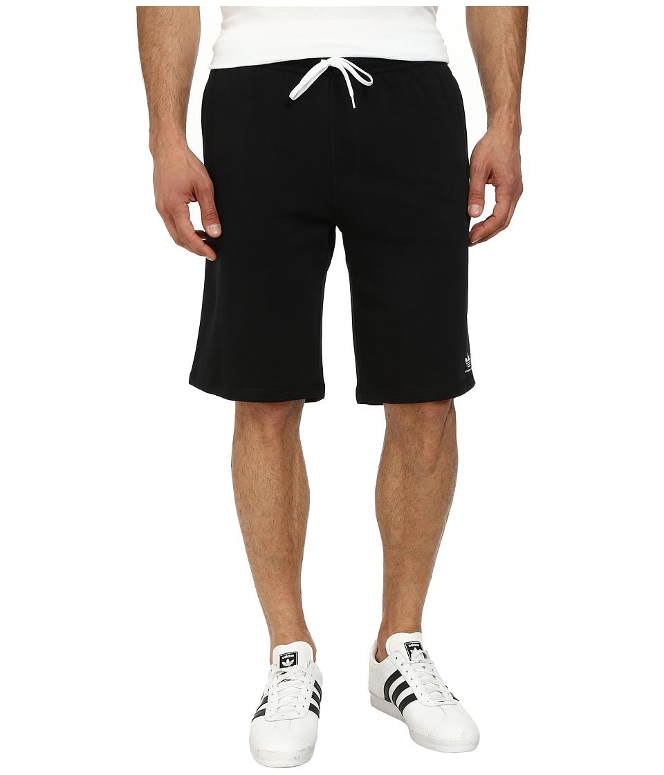 adidas Skateboarding - ADV Knit Short (Black) Men