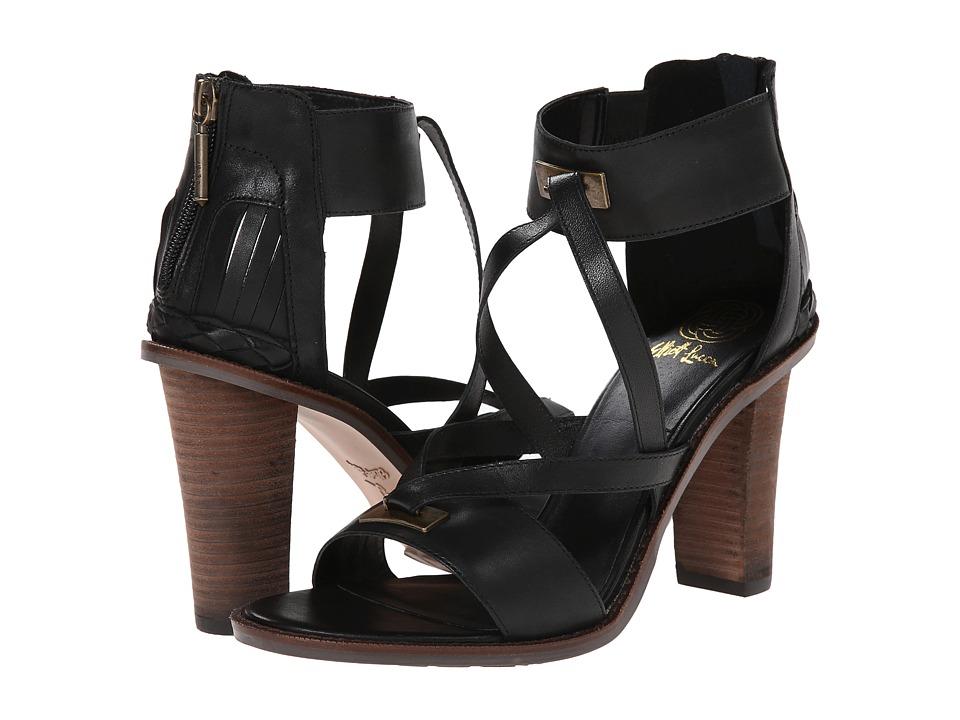 Elliott Lucca Veronica (Black) High Heels
