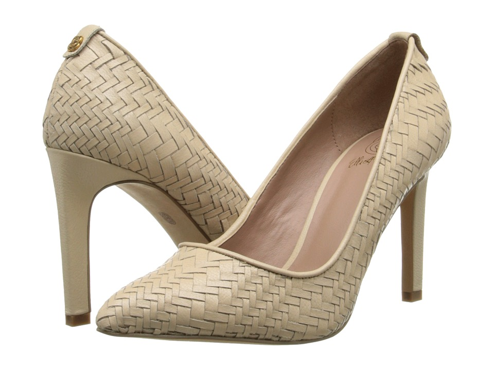 Elliott Lucca - Catalina Woven (Porcelain) High Heels