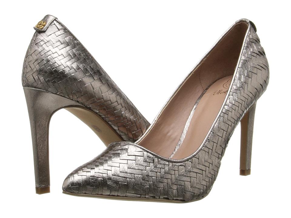 Elliott Lucca - Catalina Woven (Pyrite Metallic) High Heels