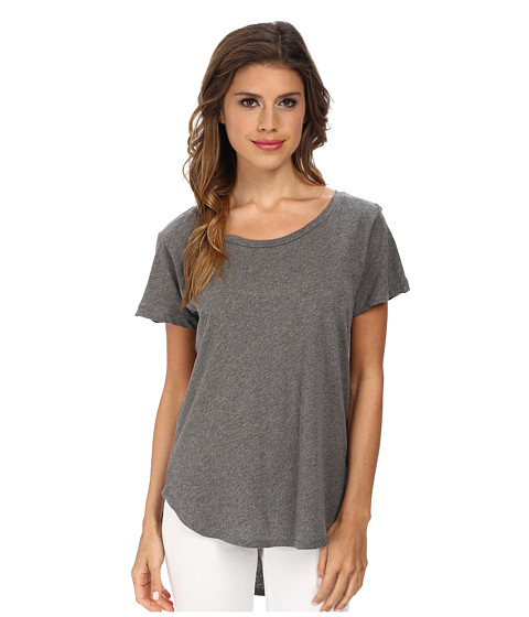 LNA - Crescent Crew (Grey) Women