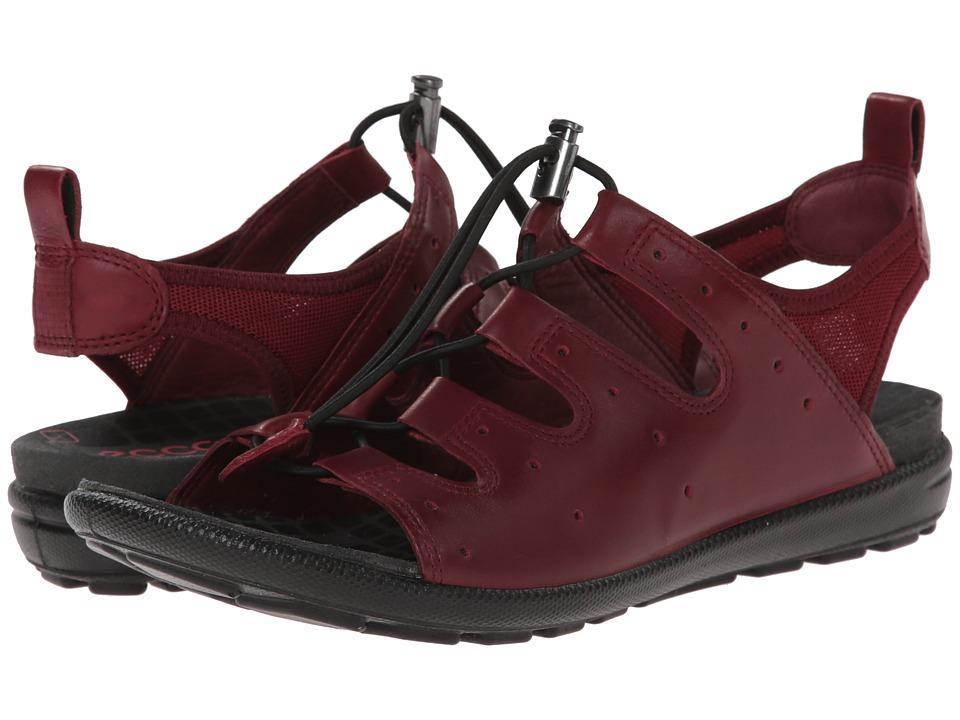ECCO - Jab Toggle Sandal (Morillo/Morillo) Women's Sandals