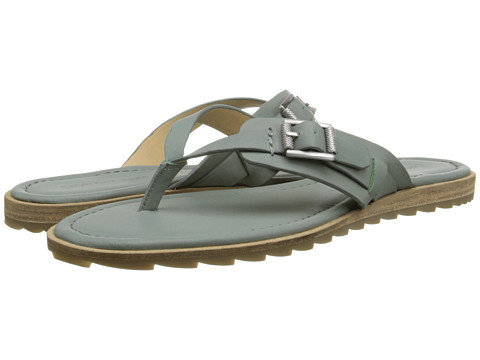 Calvin Klein Jeans - Opel (Light Moss Vachetta Leather) Women's Sandals