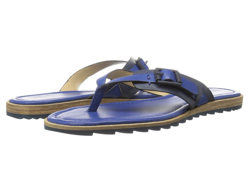Calvin Klein Jeans - Opel (Sicily Leather) Women's Sandals