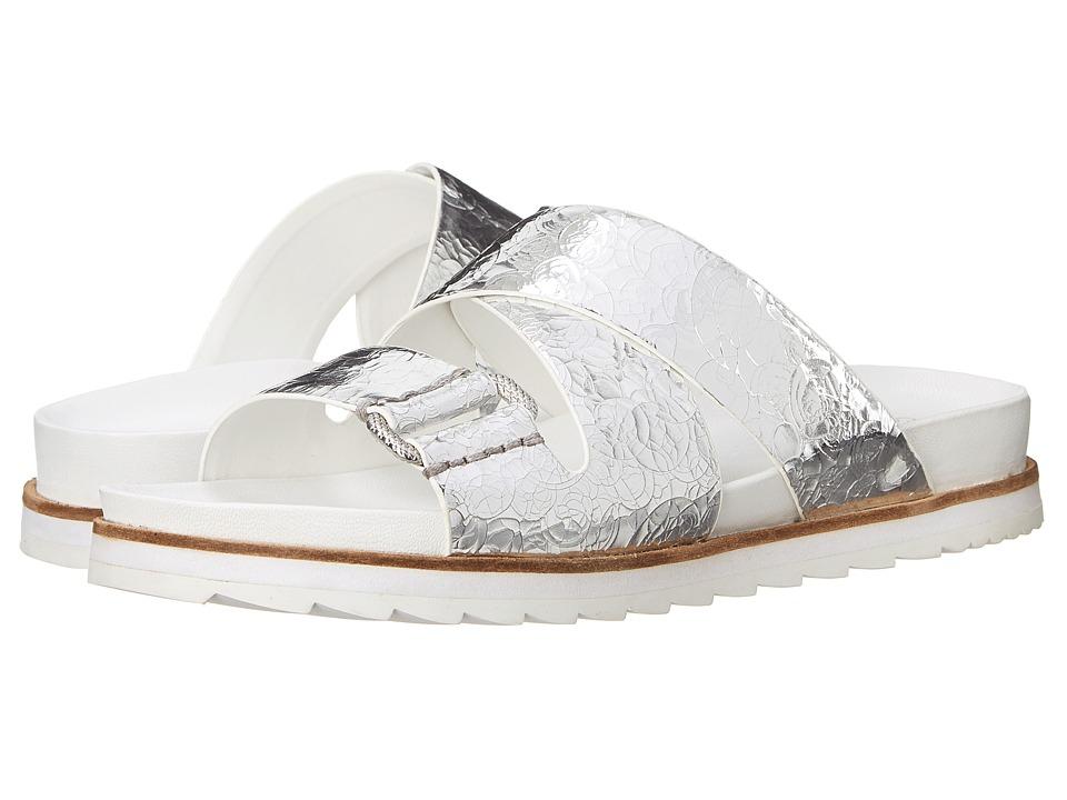 Calvin Klein Jeans Valeri (Silver Metallic) Women