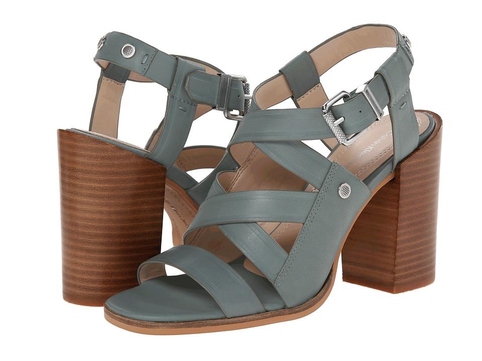 Calvin Klein Jeans Brena (Light Moss Leather) High Heels