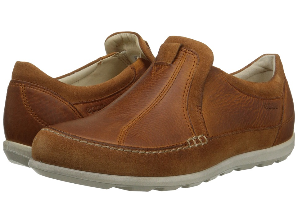 ECCO - Cayla Slip On (Amber/Amber) Women's Slip on Shoes