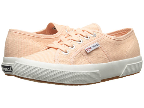 Superga - 2750 Cotu Classic (Pink Peach) Lace up casual Shoes
