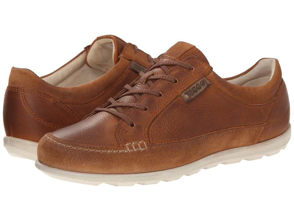 ECCO - Cayla Tie (Amber/Amber) Women's Lace up casual Shoes