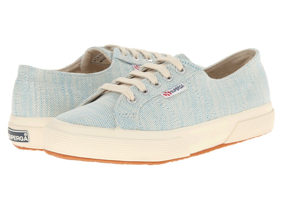Superga - 2750 Metlinw (Blue) Women's Shoes