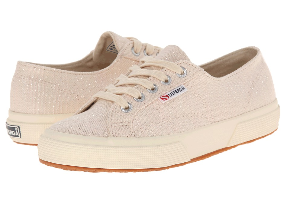 Superga - 2750 Metlinw (Pink) Women's Shoes