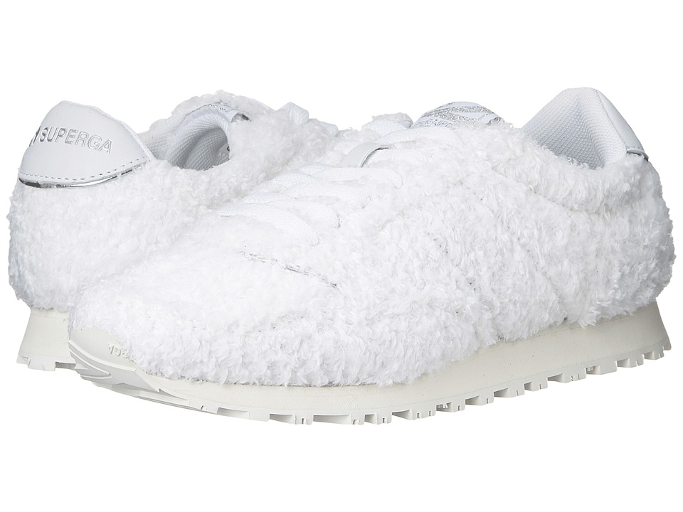 Superga - 4547 Fabricw (White) Women