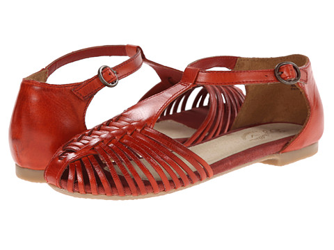 Seychelles - Into Thin Air (Red) Women's Shoes