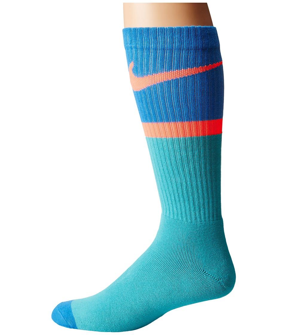 Nike - NSW Classic Swoosh HBR S (Light Retro/Light Photo Blue/Total Orange) Men