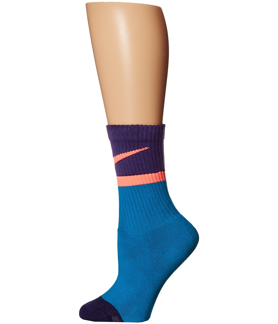 Nike - NSW Classic Swoosh HBR S (Dark Electric Blue/Ink/Hot Lava) Men