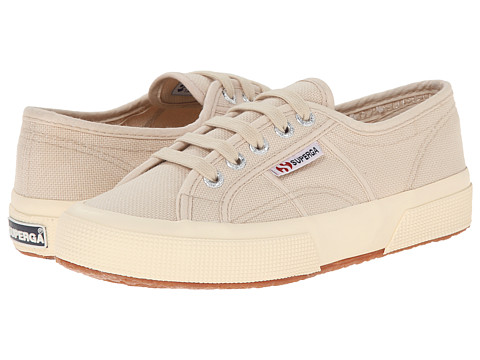 Superga - 2750 Cotu Classic (Nude) Lace up casual Shoes