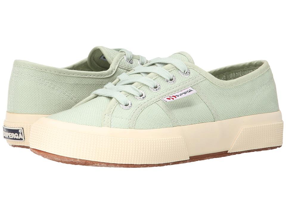 Superga - 2750 COTU Classic (Mint) Lace up casual Shoes