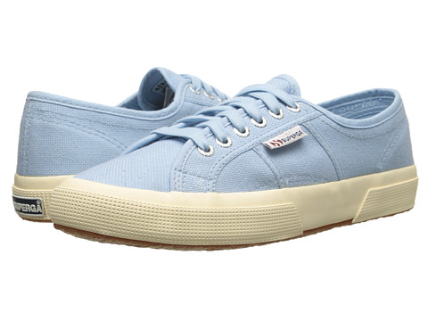 Superga - 2750 Cotu Classic (Sky Blue) Lace up casual Shoes