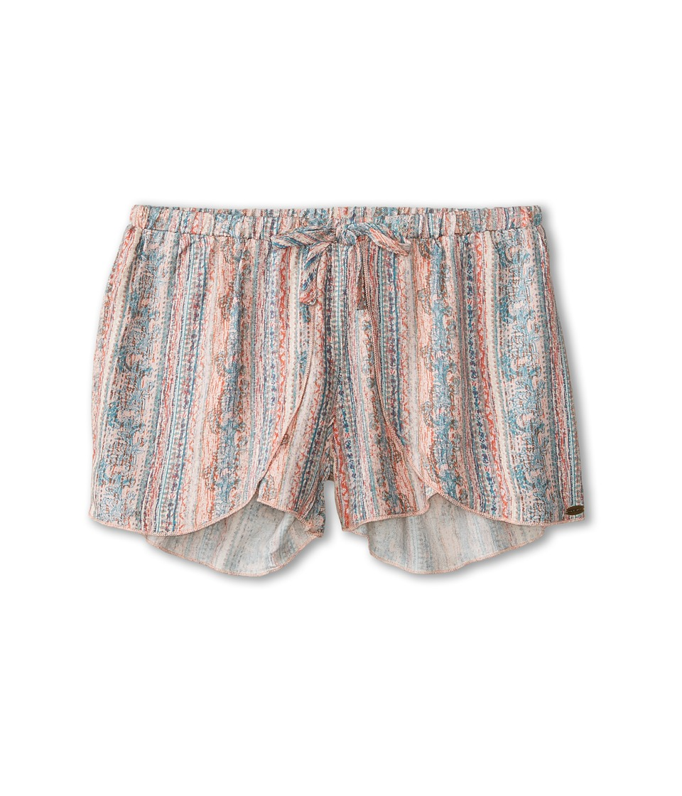 O'Neill Kids - Ava Shorts (Big Kids) (Peony) Girl's Shorts