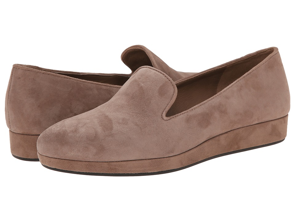 ECCO - Auckland Loafer (Navajo Brown) Women