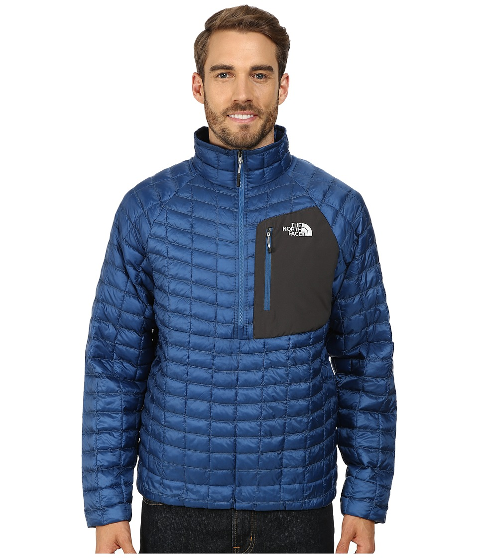 The North Face - ThermoBall Pullover (Dish Blue) Men