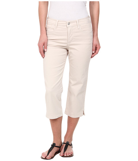 NYDJ - Ariel Crop - Twill (Clay) Women's Casual Pants