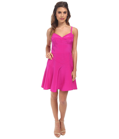 Amanda Uprichard - Cadillac Dress (Hot Pink) Women