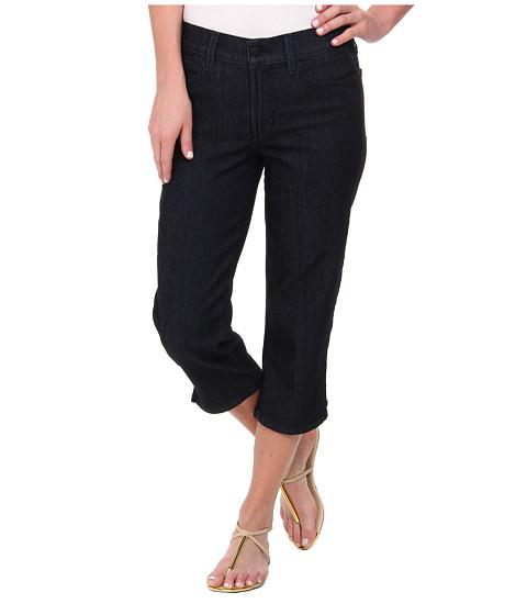 NYDJ - Ariel Crop in Dark Enzyme (Dark Enzyme) Women's Jeans