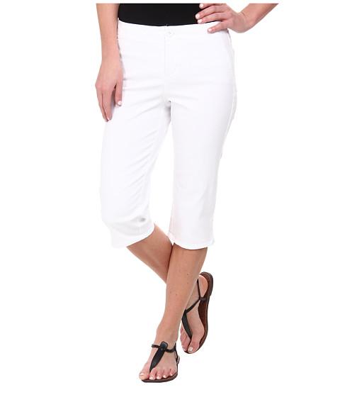 NYDJ - Kaelin Skimmer (Optic White) Women's Casual Pants