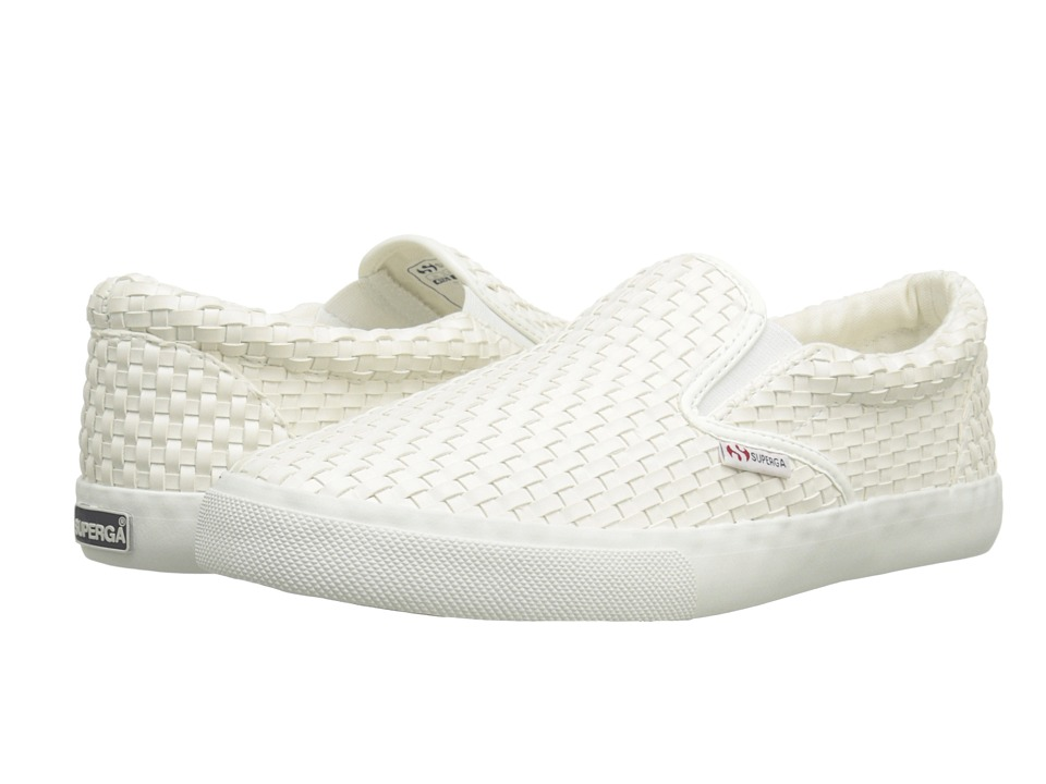 Superga - 2311 Wavedpuw (White) Women