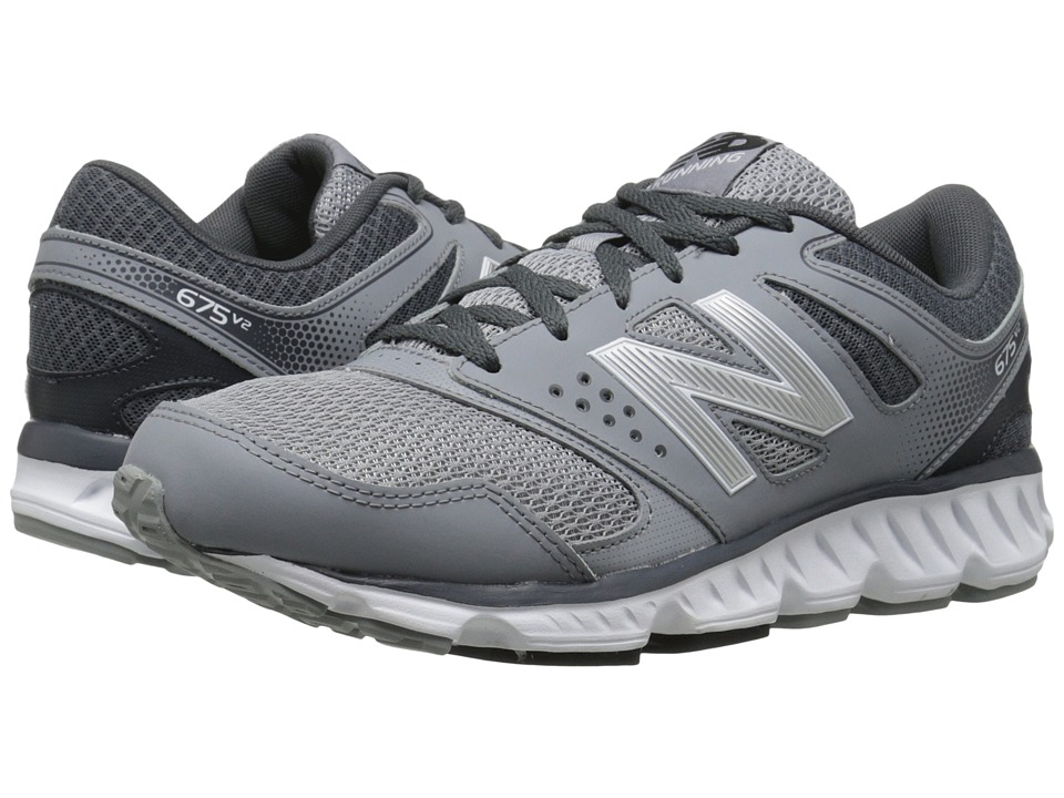 New Balance 675V2 (Grey/Silver) Men