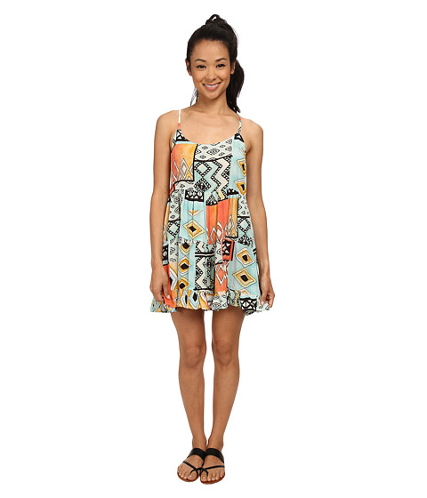 Billabong - Day Dreamy Dress (Multi) Women's Dress