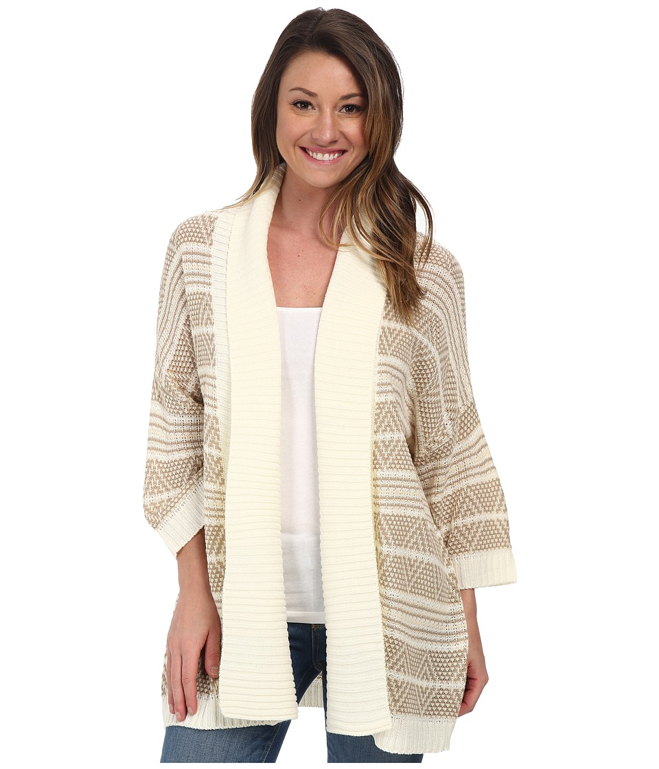 Element - Mai Wrap Sweater (Natural) Women's Sweater