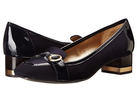 Circa Joan & David - Xaylor (Navy) Women's 1-2 inch heel Shoes