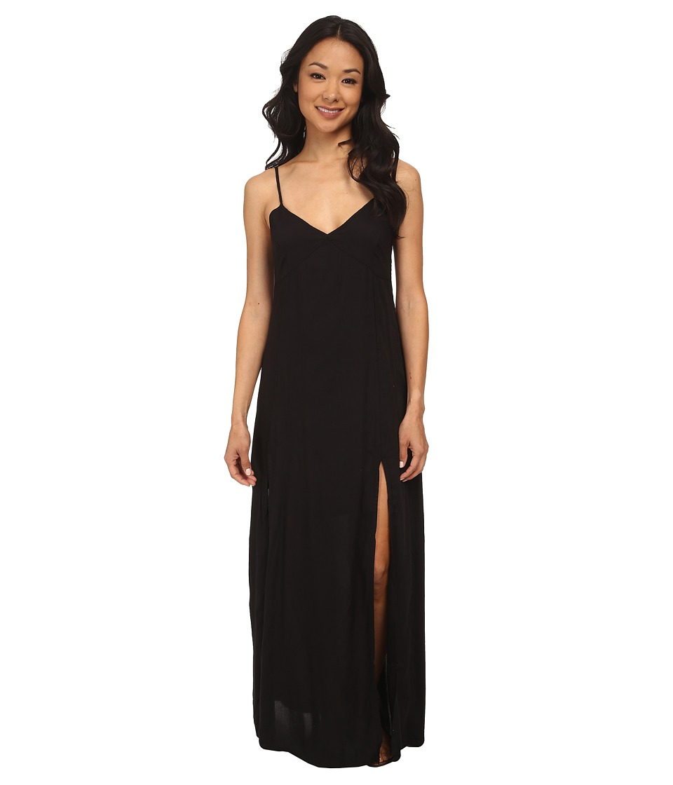 Element - Jessamyn Maxi Dress (Black) Women's Dress