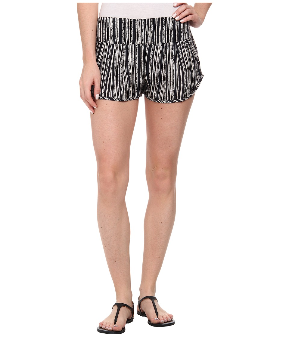 RVCA - Chill Session Short (Black) Women's Shorts