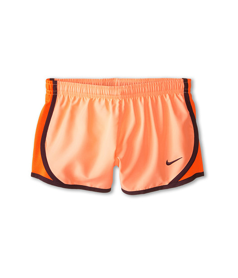 Nike Kids - Tempo Short (Little Kids/Big Kids) (Sunset Glow/Total Orange/Aubergine) Girl's Shorts