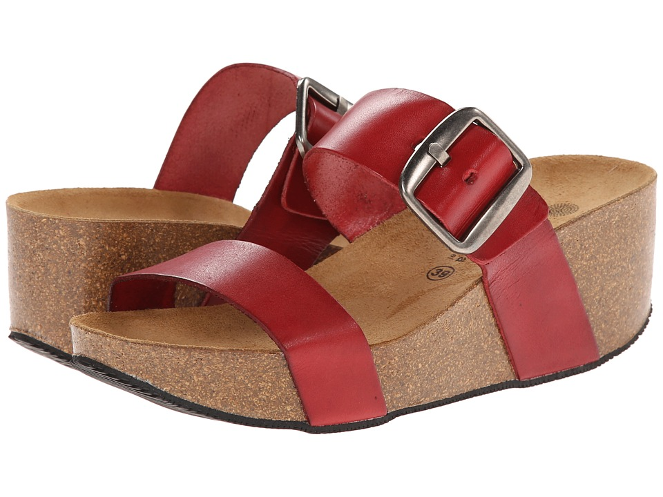 Eric Michael - Izzy (Red) Women's Shoes