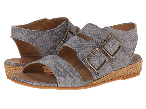 Eric Michael - Noriko (Grey Snake) Women's Shoes