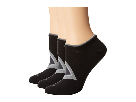 Goodhew - Diamond in The Rough 3-Pack (Charcoal) Women's Crew Cut Socks Shoes