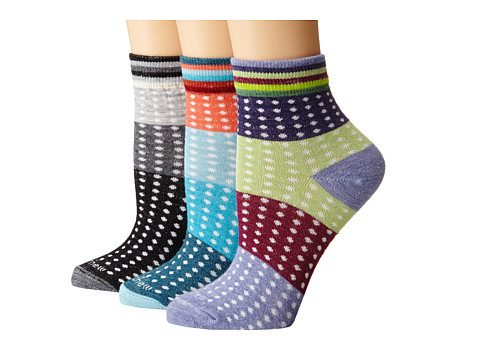 Goodhew - Pixelated 3-Pack (Mist/Lilac/Charcoal) Women