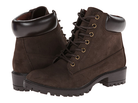 MIA - Everly (Brown) Women's Lace-up Boots
