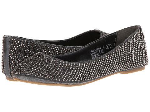 Naughty Monkey - Forbidden City (Pewter) Women's Shoes