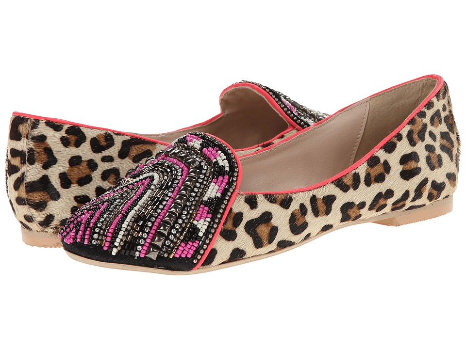 Naughty Monkey - Media Mashup (Leopard) Women's Shoes