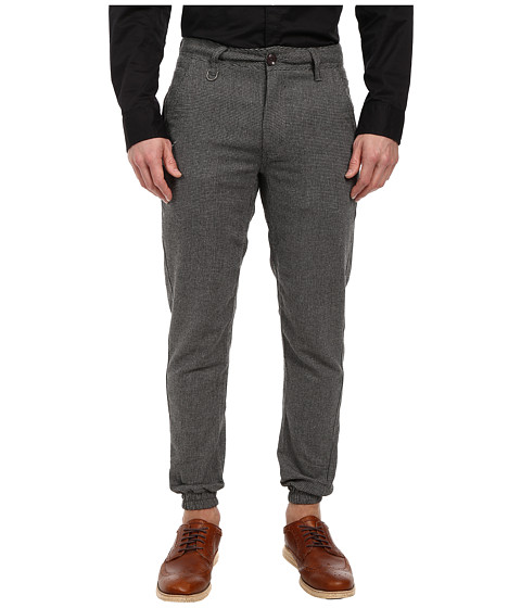 Publish - Hewes Wool Two-Tone Jogger (Grey) Men