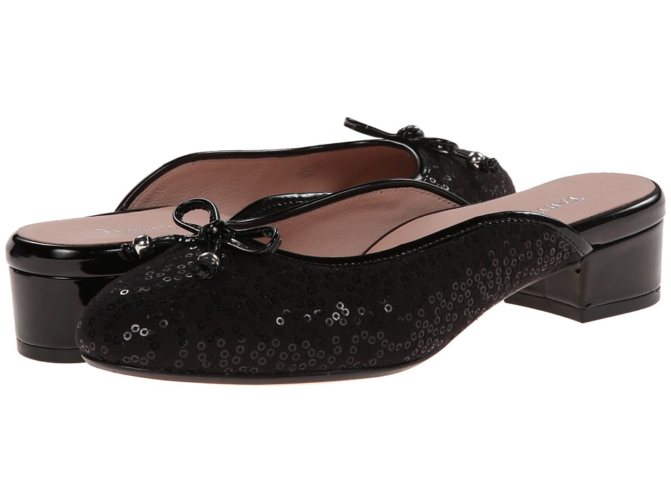 Taryn Rose - Faigel (Black Sequined Fabric) Women