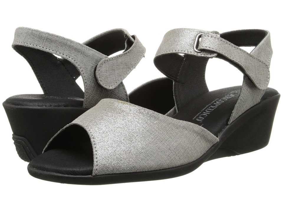 Arcopedico - Ellie (Silver) Women's Shoes