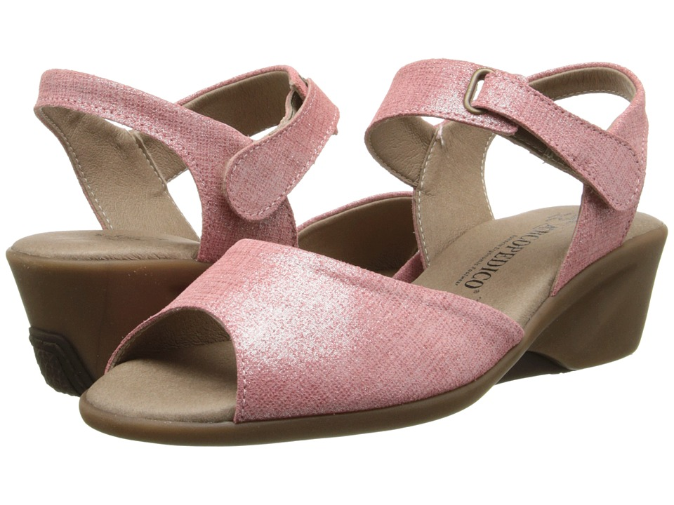 Arcopedico - Ellie (Pink) Women's Shoes