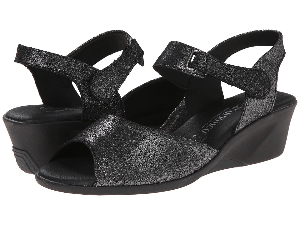 Arcopedico - Ellie (Black) Women's Shoes